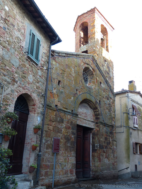 Chiesina di Santa Maria in Pereta