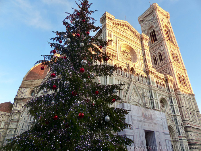 Christmas traditions in Italy.