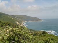 Coastal landscape of Monte Argentario