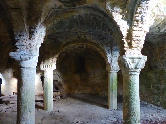 Cripts di Giugnano, Roccastrada, Maremma Tuscany.