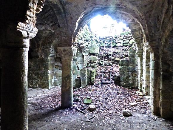 The Cripta di Giugnano, Roccastrada