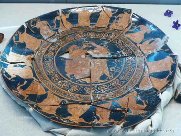 Etruscan kylix