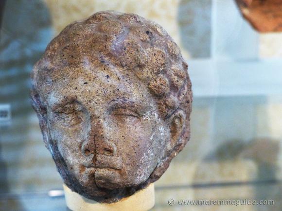 Etruscan man