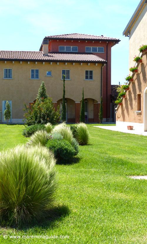 Farmhouse in Maremma Tuscany