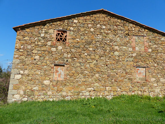 Renovation property for sale in Maremma Tuscany Italy: old olive farm