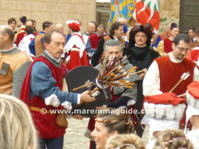 Tuscany events in October: Festa di San Cerbone Massa Marittima Maremma Italy