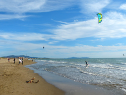 Fiumara Kite Beach Grosseto