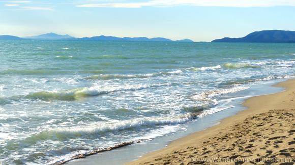 Fiumara beach Grosseto