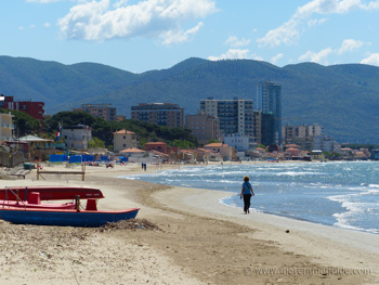 Follonica beach