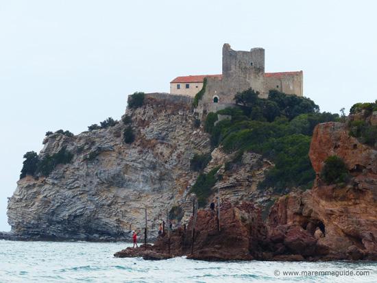 Forte delle Rocchette Castiglione della Pescaia