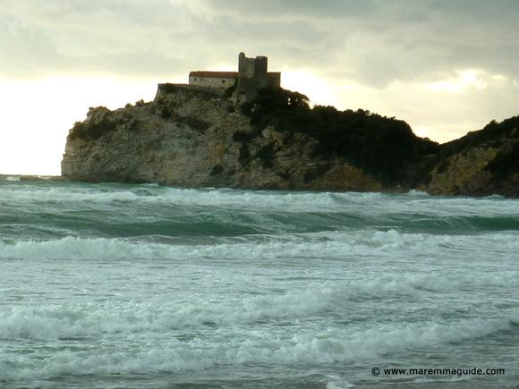 Forte delle Rocchette Castiglione della Pescaia Tuscany