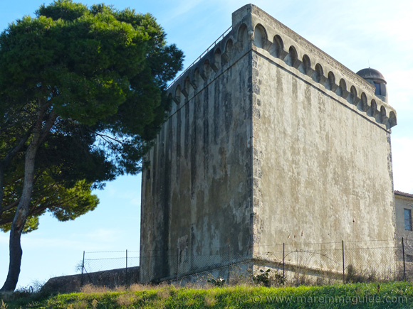 Forte delle Saline, or Torre delle Saline, Albinia Orbetello Maremma