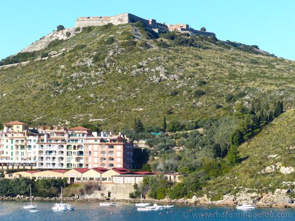 Forte Filippo Porto Ercole Tuscany