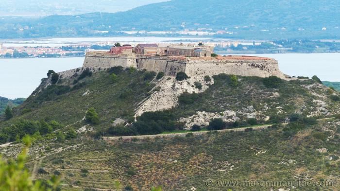 Forte Filippo Porto Ercole