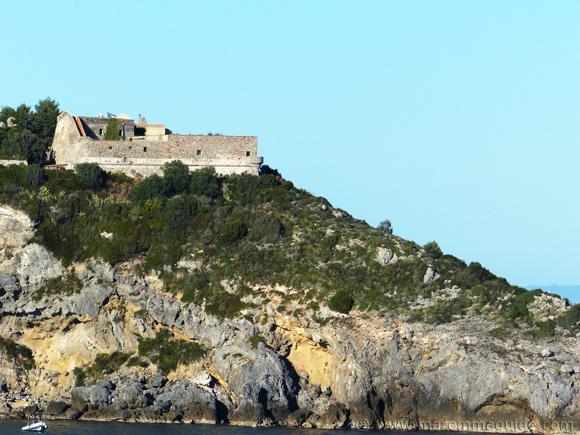 Forte Santa Caterina Porto Ercole Italy.