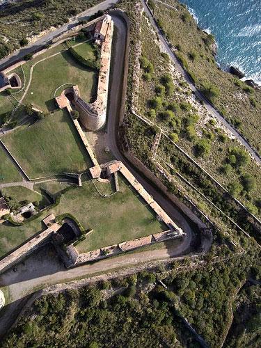 La Rocca Spagnola in Porto Ercole Maremma Tuscany