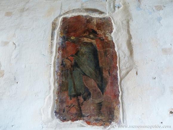 Francesco Nasini Italian painter fresco.