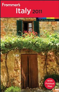 Frommer's Travel Guide to Italy