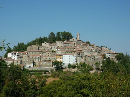 Gerfalco, Maremma Tuscany Italy