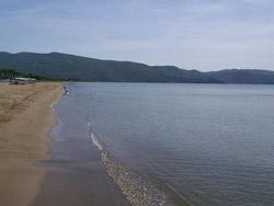 Giannella beach, Monte Argentario