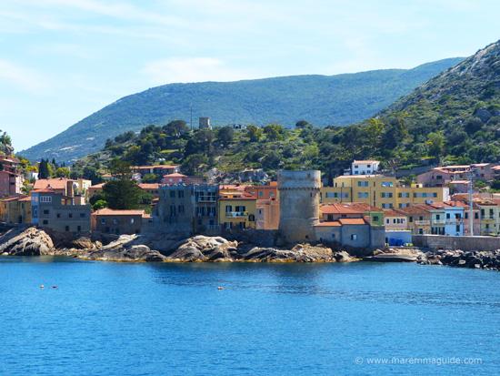 Giglio Porto Maremma Tuscany