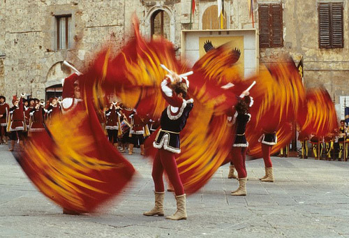 Festivals in Italy: in undiscovered Maremma