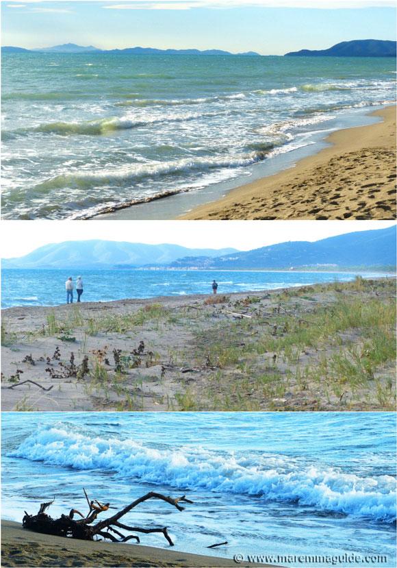 Grosseto beaches: best beaches in Tuscany Italy