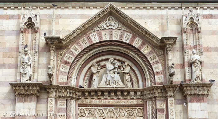 Grosseto cathedral.