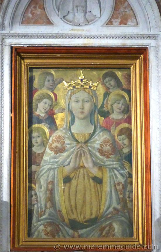 Grosseto Madonna delle Grazie.