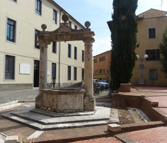 Pozzo delle Spedale Grosseto Italy.
