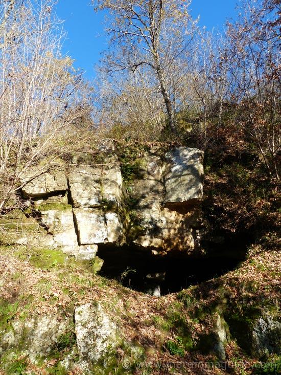 Grotte di Vitozza: number 5