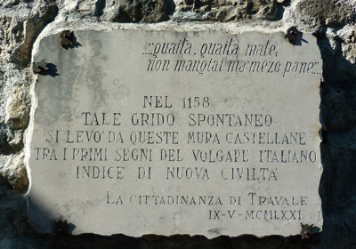 Guaita di Travale Maremma Tuscany Italy