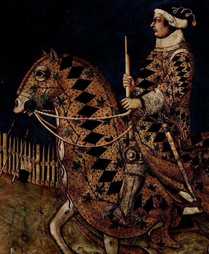 Guidoriccio da Fogliano.