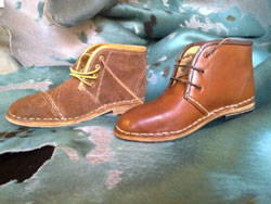 Handmade Italian shoes from Maremma Tuscany Italy