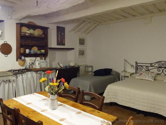 House in Campiglia Marittima