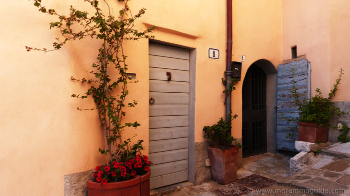 Maremma vacation home in Tuscany.