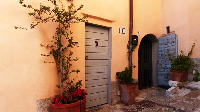 Maremma vacation home in Tuscany.