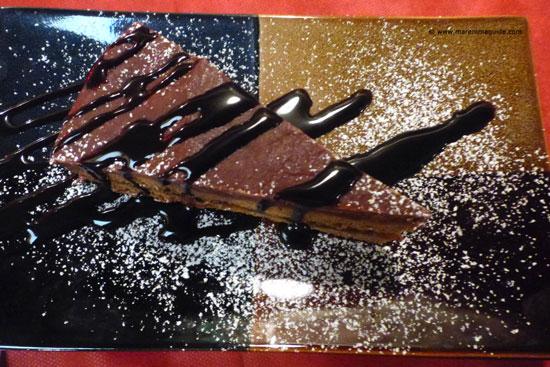 Homemade Tuscany desserts