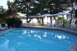Hotel Duca del Mare swimming pool Massa Marittima Maremma Italy