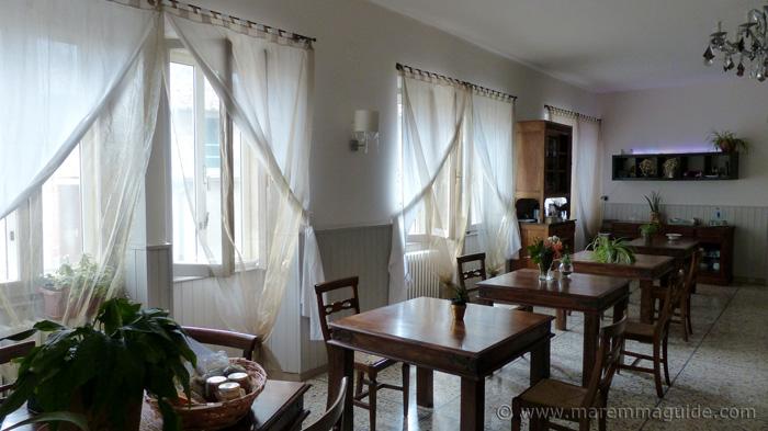 Hotel Semproniano, Locanda la Pieve