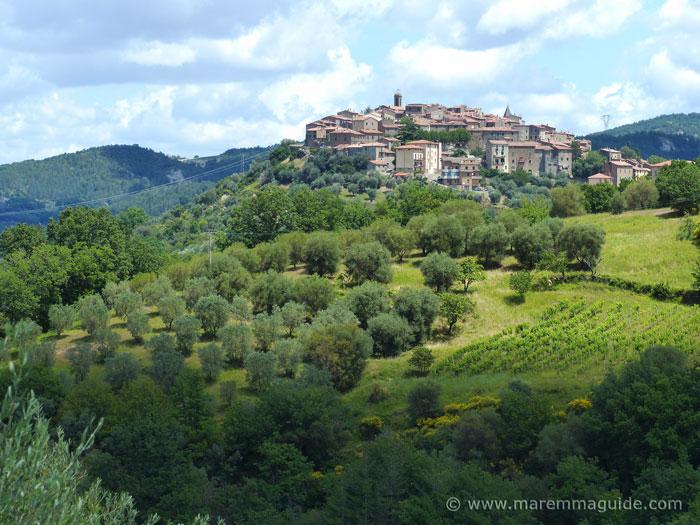 Seggiano Tuscany