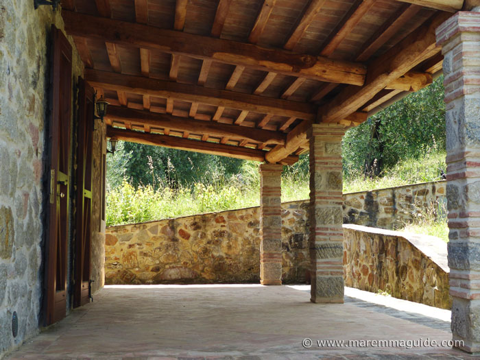 Traditional house for sale in Tuscany