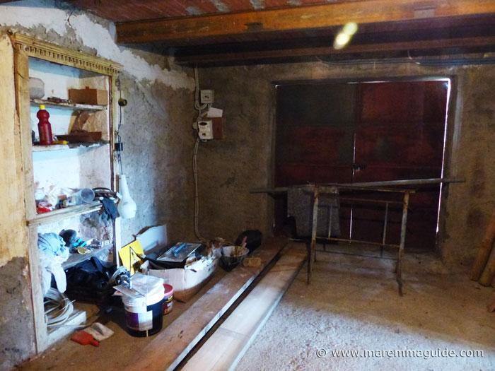 Garage ripe for conversion