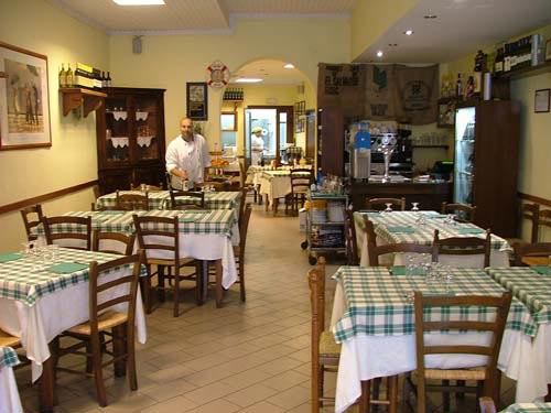 Restaurants Follonica: Trattoria Il Cacciatore