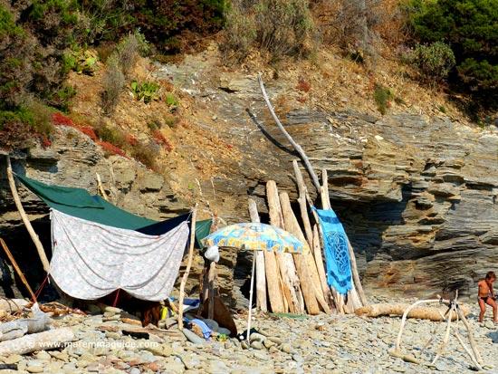 Beach camp in Maremma: Il Poggettone at Punta Ala