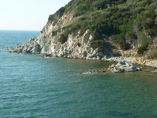 Il Pozzino beach Maremma Tuscany Italy