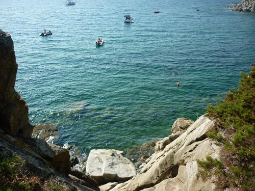 Cala Il Pozzino, Maremma beaches in Tuscany Italy