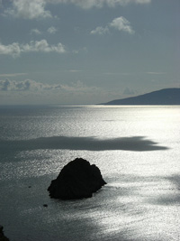 Isola Argentarola, Monte Argentario