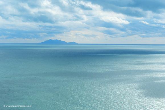 Isola di Montecristo Tuscan archipelago