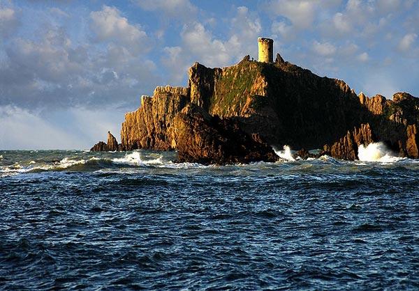 L'Isola di Troia, Punta Ala, Maremma in Tuscany Italy